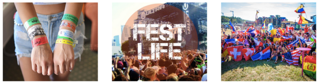 We Heart It Fest Life