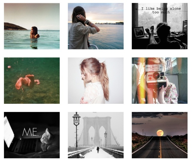 Lonely But Fabulous Teaser Grid