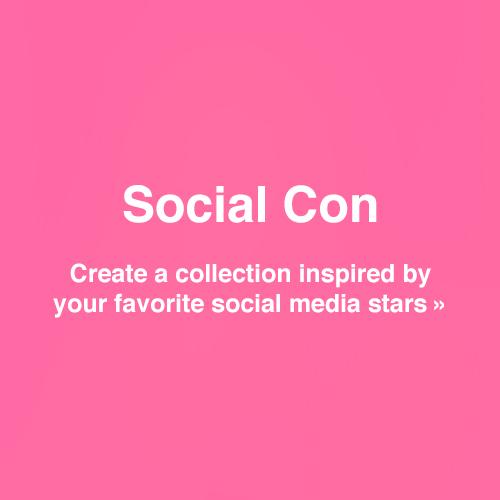 Social Con + We Heart It