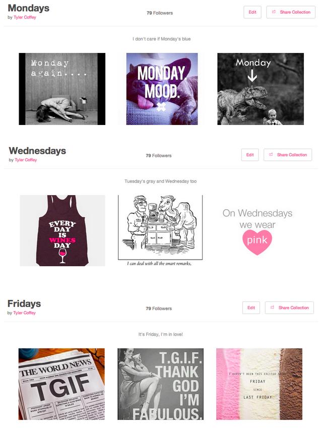We Heart It - Collection Descriptions