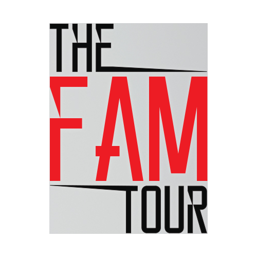 The Fam Tour - We Heart It - 2014