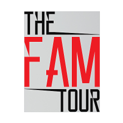 We Heart It at The FAM Tour