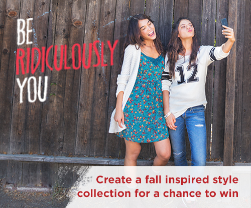 AzJeanCo Fall Style Contest with JCPenney - We Heart It
