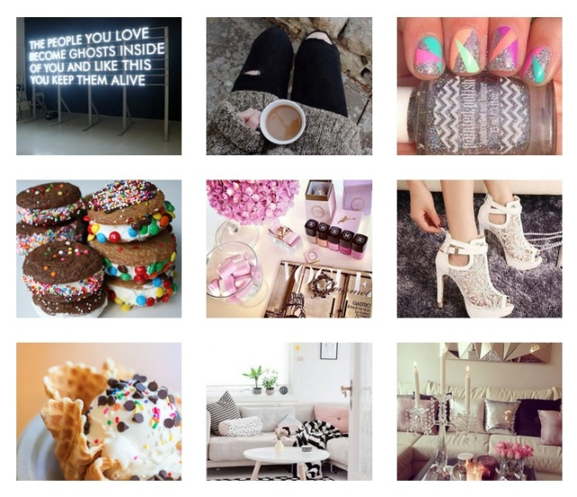 We Heart It - Will Bake For Shoes